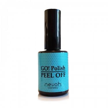 GO! Polish PEEL OFF 15 ml