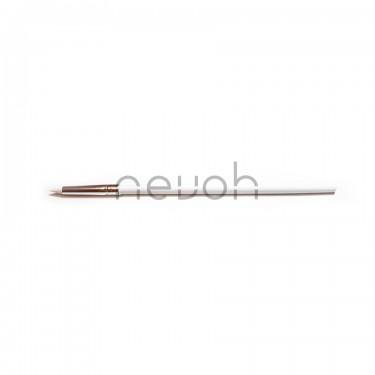 Pennello  in silicone punta a cono